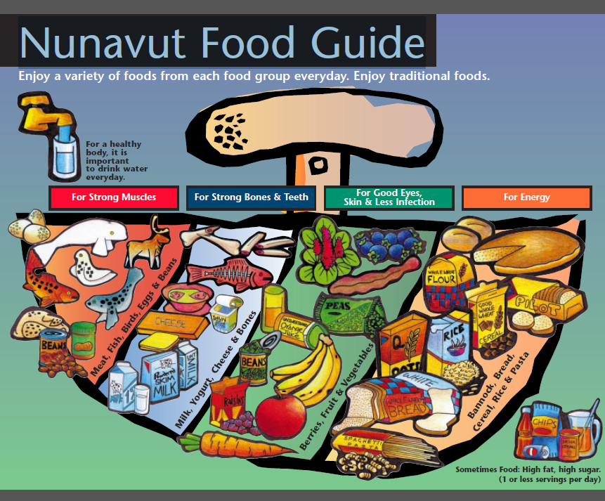 Healthy Food North Program For Inuit In Nunavut Canada